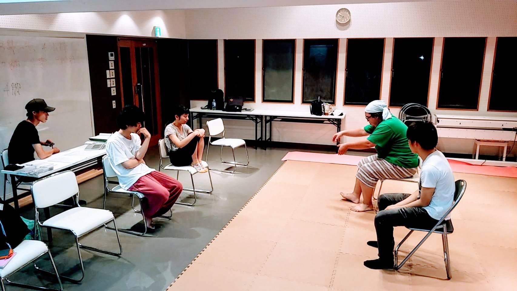 3ヵ月、12回で学ぶ実践演技。劇団SUNの演技ワークショップ『実践クラス』